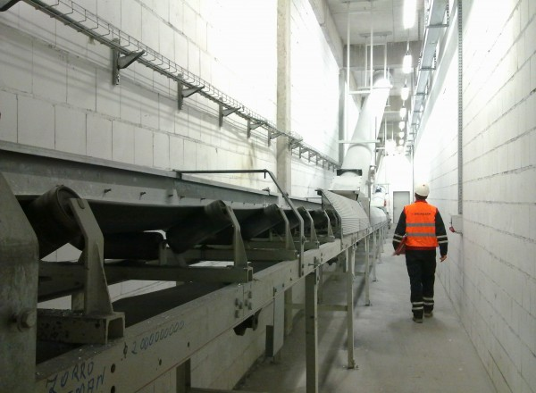 Middle East conveyor service