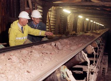 conveyor belts inspection