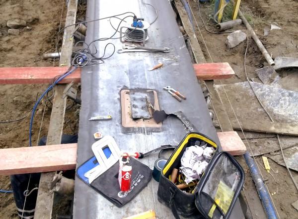 conveyor belt splicing